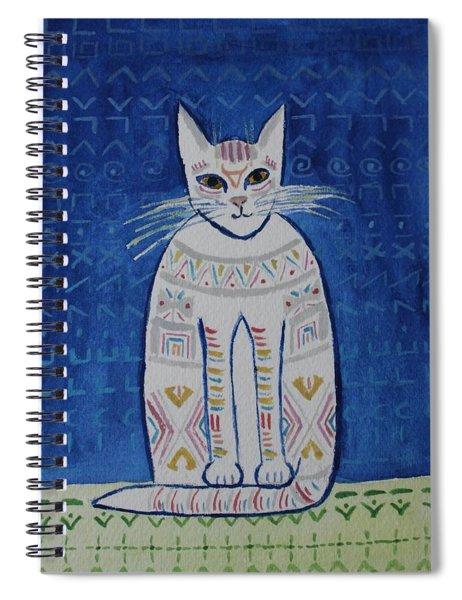 Spirit Spiral Notebook