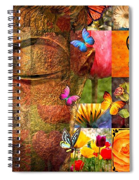 Spiritual Spiral Notebook
