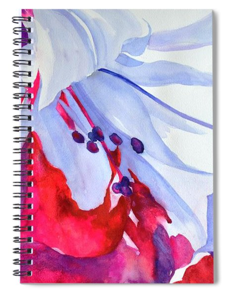 Splash Of Summer  Spiral Notebook