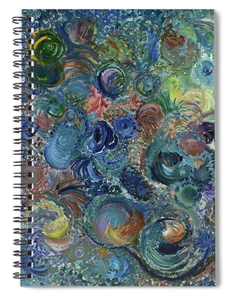 Splendid Mystery Spiral Notebook