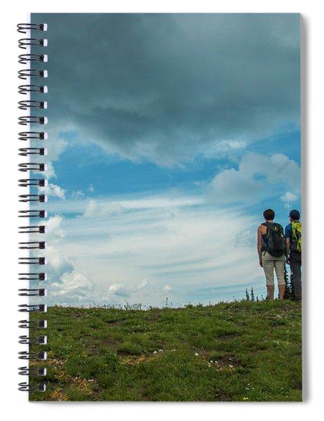 Splendid View Spiral Notebook