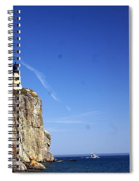 Split Rock 1 Spiral Notebook