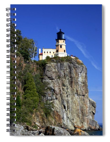 Split Rock 2 Spiral Notebook