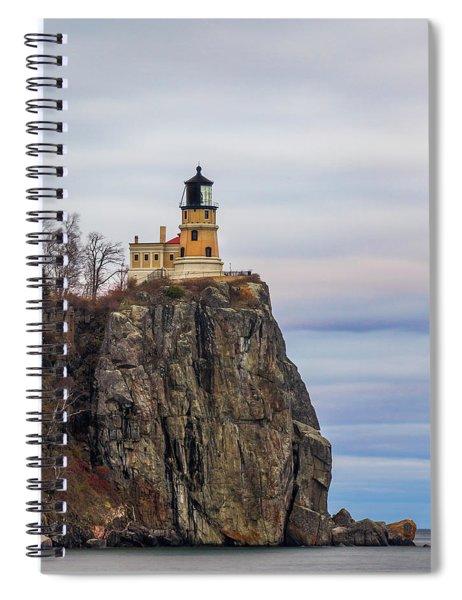 Split Rock  Spiral Notebook