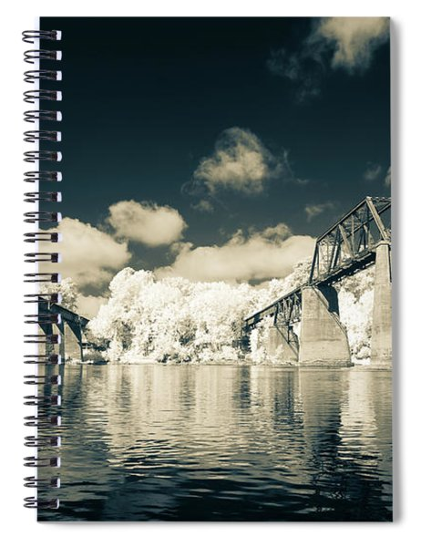 Congaree Trestles Cayce, Sc Spiral Notebook