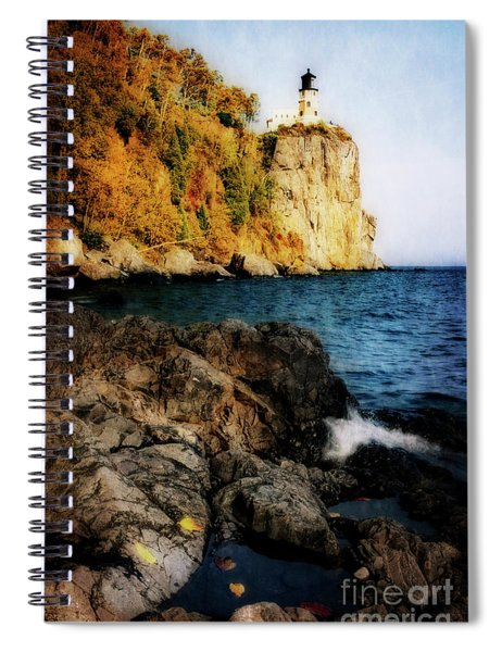 Splitrock Spiral Notebook