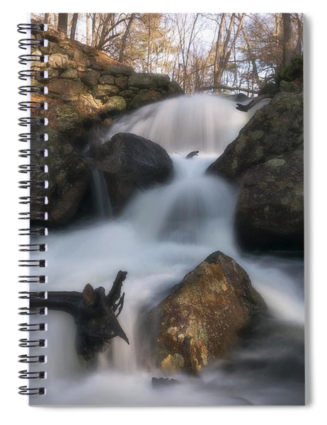 Splits Dreamy Spiral Notebook