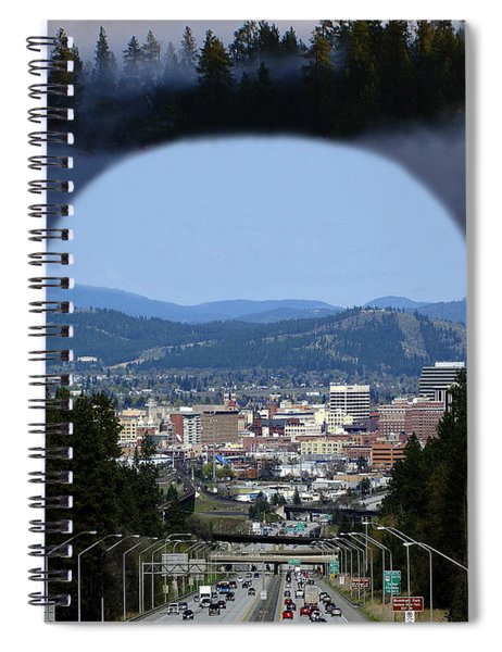 Spokane Near Perfect Nature Spiral Notebook