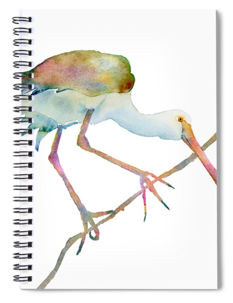 Spoonbill  Spiral Notebook