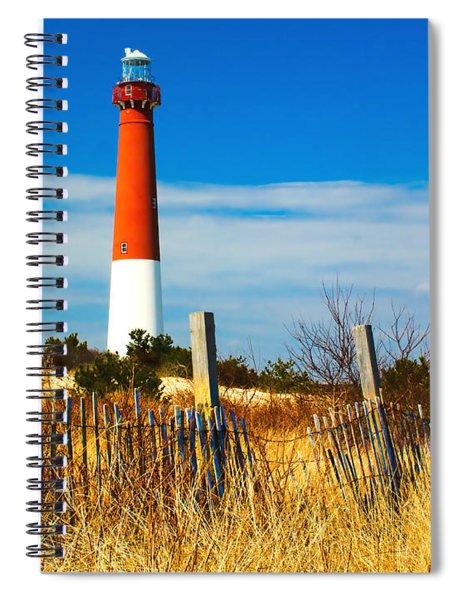 Spring At Barnegat Spiral Notebook