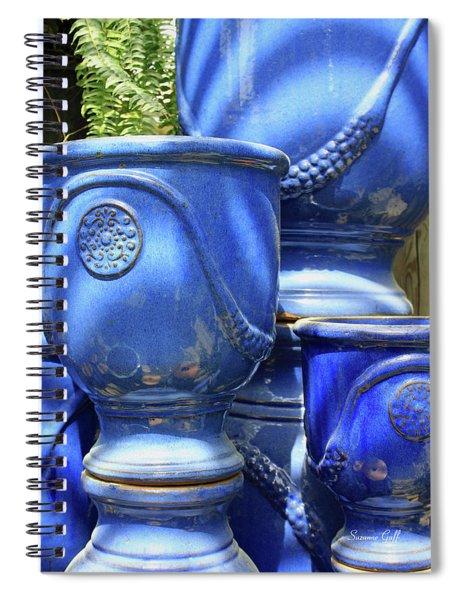 Spring Garden Series Iv Spiral Notebook