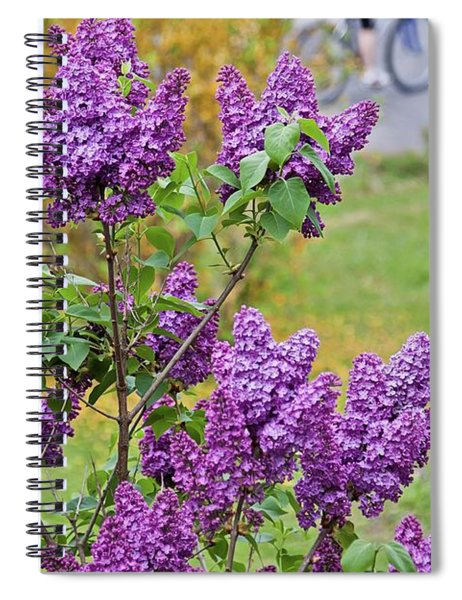 Spring Has Arrived Spiral Notebook