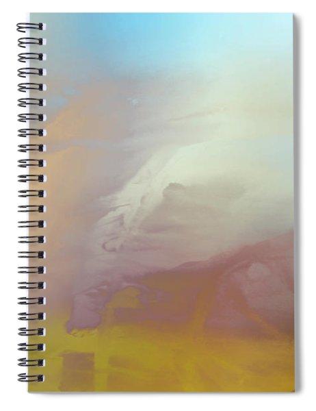 Spring I Spiral Notebook