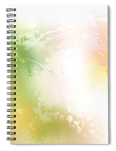 Spring Iv Spiral Notebook
