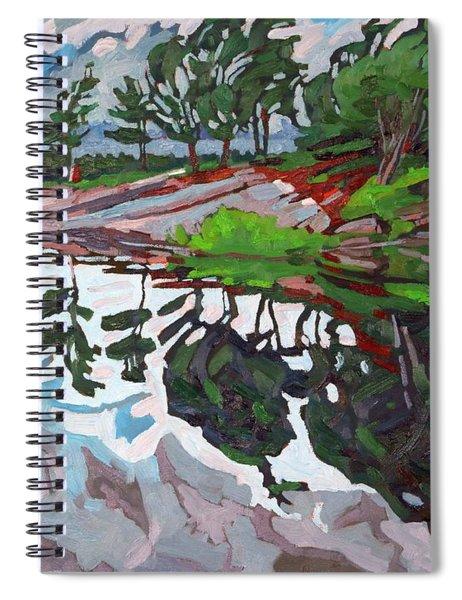 Spring Paradise Spiral Notebook