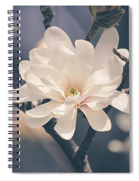 Spring Sonnet Spiral Notebook
