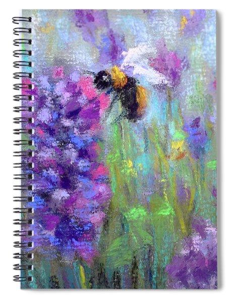 Spring's Treat Spiral Notebook