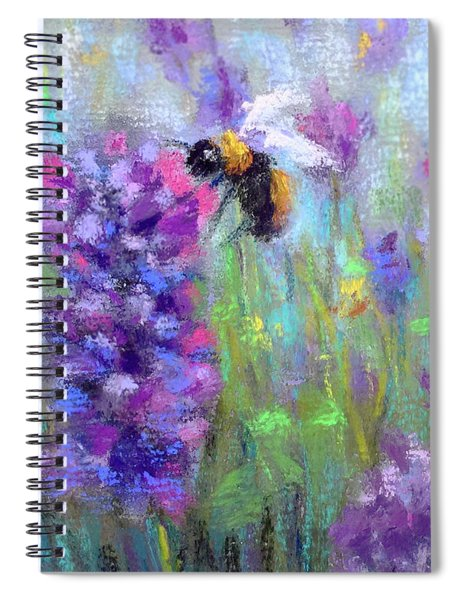 Spring's Treat Spiral Notebook