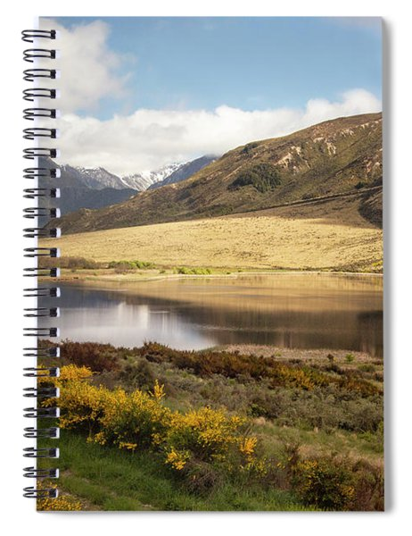 Springtime In New Zealand Spiral Notebook