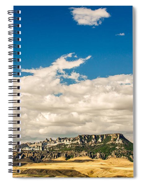 Square Butte Spiral Notebook