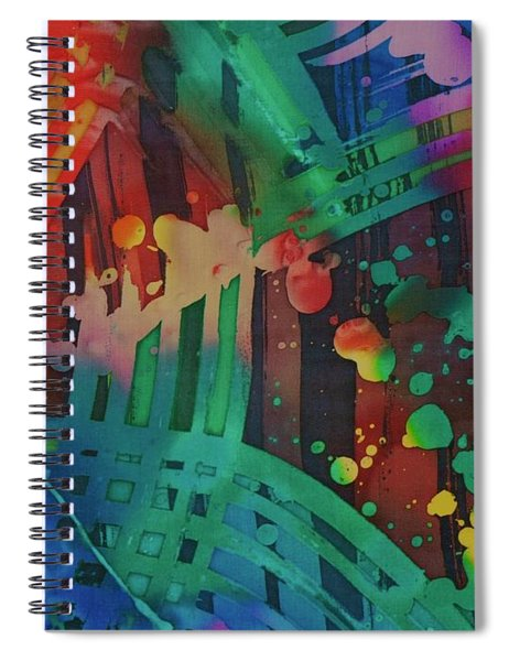 Squares And Other Shapes 2 Spiral Notebook