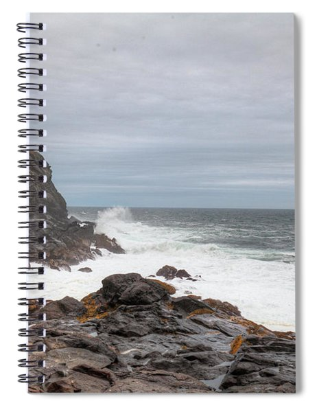 Squeaker Cove Spiral Notebook