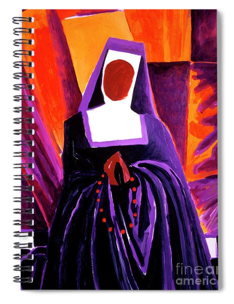 Sr. Thea Bowman - Give Me That Old Time Religion - Mmgmt Spiral Notebook