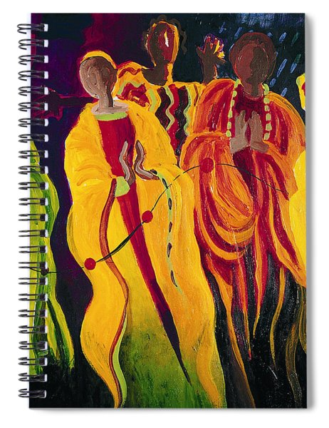 Sr. Thea Bowman - I'll Be Singing Up There - Mmibs Spiral Notebook