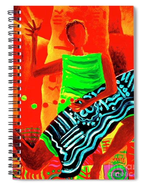 Sr. Thea Bowman - I'll Fly Away - Mmifa Spiral Notebook