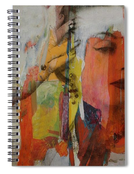 Sridevi Kapoor Spiral Notebook