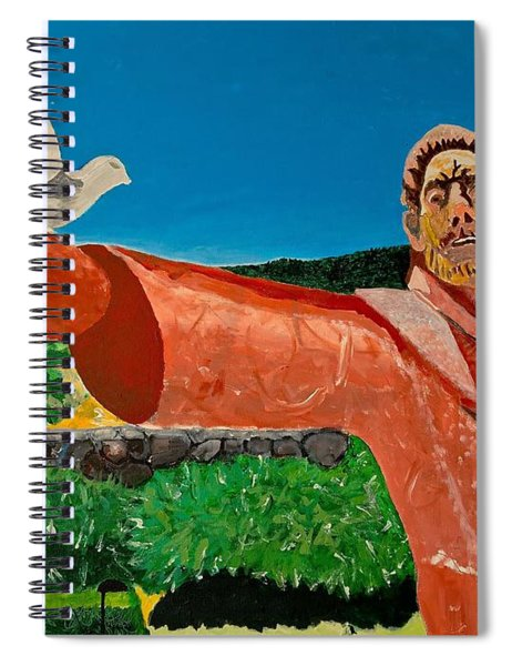 St Francis Winery 2017 Spiral Notebook