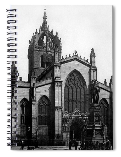 St Giles Spiral Notebook