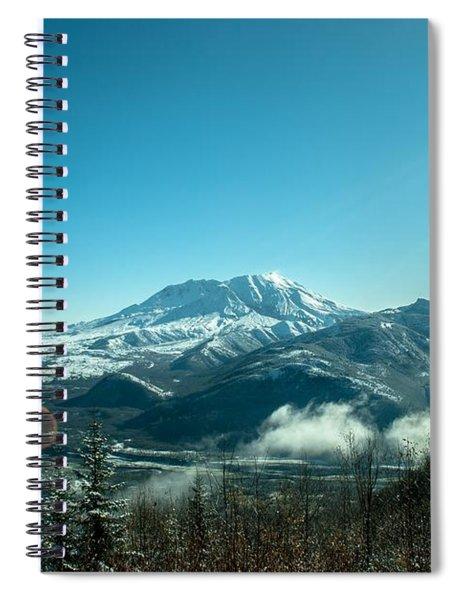 St Helens Big View Spiral Notebook