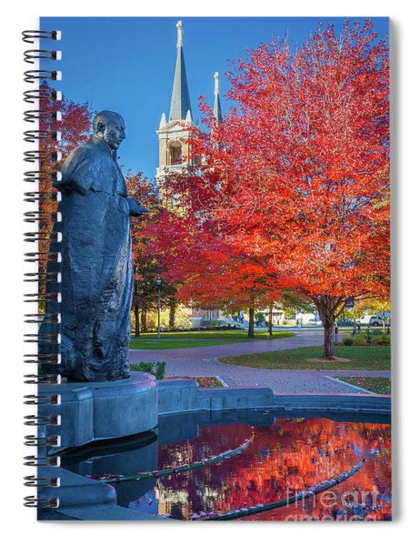 St Ignatius At Gonzaga Spiral Notebook