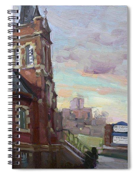 St John's Dixie  Spiral Notebook