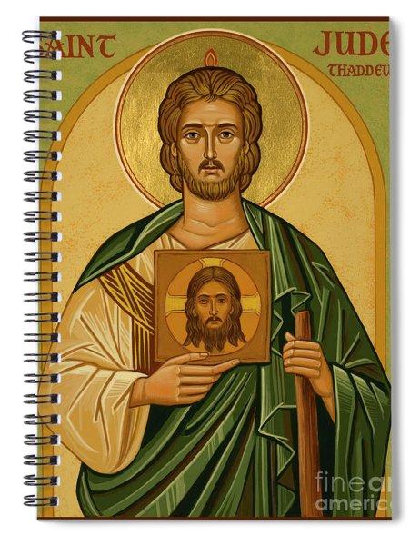 St. Jude - Jcjue Spiral Notebook
