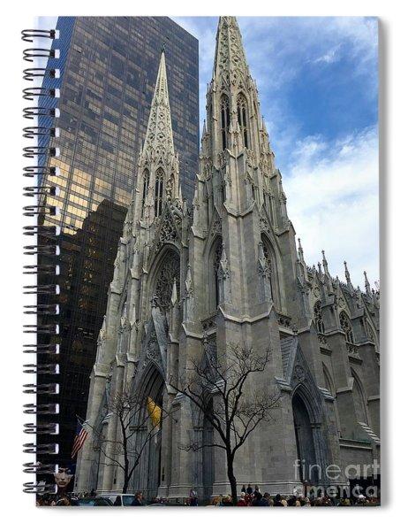 St. Patricks Cathedral Spiral Notebook