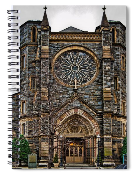 St. Patrick's Church Spiral Notebook