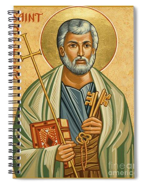 St. Peter - Jcpte Spiral Notebook
