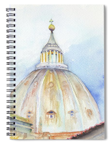 St. Peter's Basilica Spiral Notebook