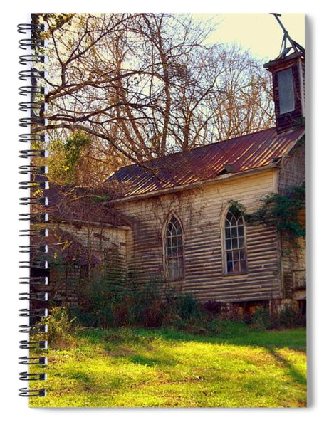 St Simon Church Peak Sc Spiral Notebook
