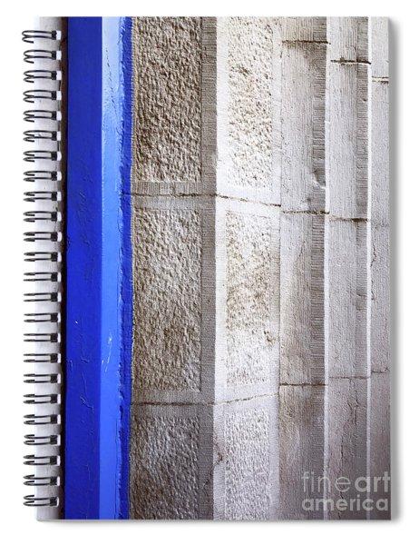 St. Sylvester's Doorway Spiral Notebook