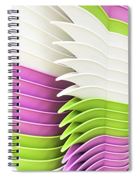 Stacked Jugs Spiral Notebook