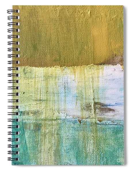 Stages Spiral Notebook
