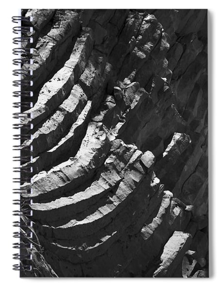 Stairs Of Time Spiral Notebook