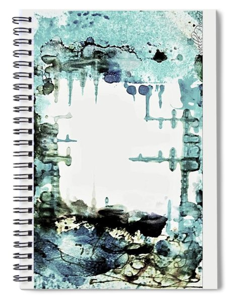 Stalactites #1  Spiral Notebook