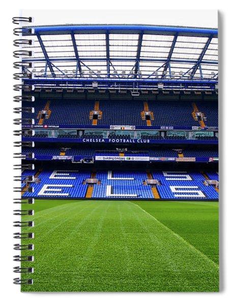 Stamford Bridge Spiral Notebook