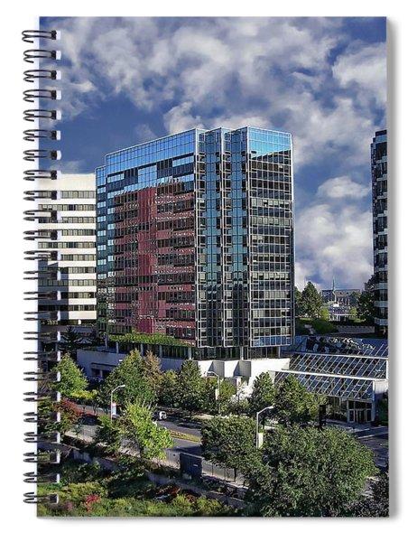 Stamford City Center Spiral Notebook