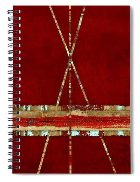Standing Ground Spiral Notebook
