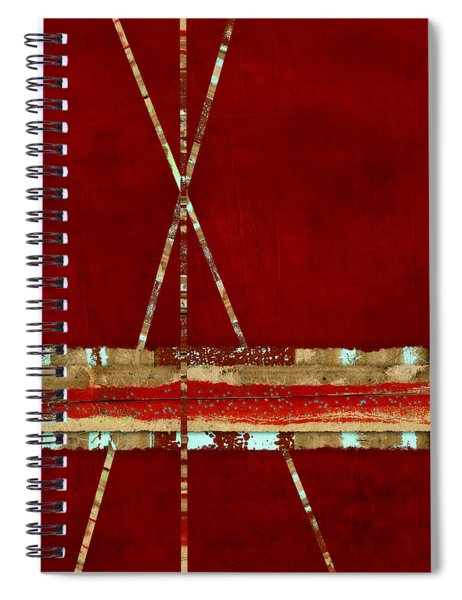 Standing Ground Square Format Spiral Notebook